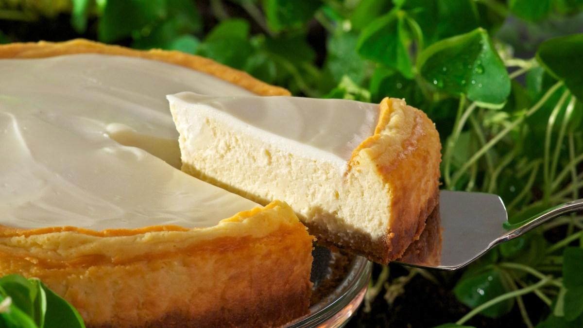 Irish Creme Cheesecake