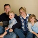 Adrienne Garvey family