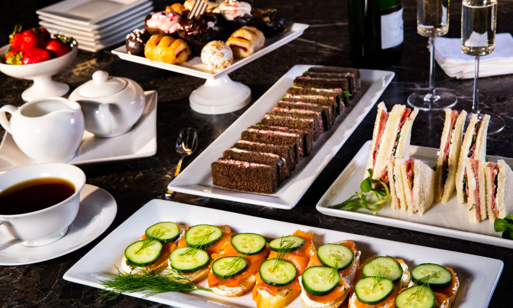 The time-honored tradition of Wimbledon afternoon tea is a delicious way to enjoy the Wimbledon Tennis Open this year.