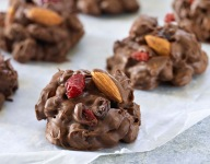 Almond Chocolate Chews