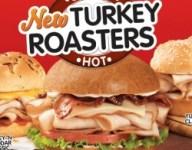 FREEBIE ALERT: Free turkey sandwich from Arby's