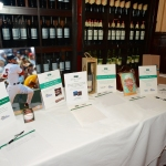 Auction items encouraged guests to support The MIssion Continues