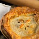 Autumnal Pot Pie from Sara Foster's Southern Kitchen