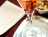 Baccarat Champagne Cocktail
