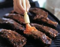 Beef Ribs with Barbecue Sauce
