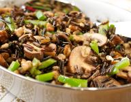 Black Walnut Wild Rice
