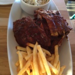 Black Oak ribs
