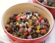 Black Bean and Grilled Vegetable Salad