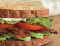 BLTA Sandwiches