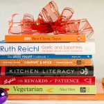 Culinary books make a great gift!