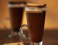 Hot Caramel Buttered Rum