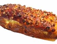 Spice Bread with Maple Walnut Glaze