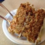 Casper's Carrot Cake