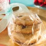 Broken Heart Chocolate Chip Cookies
