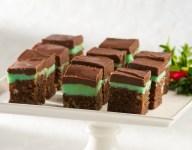Chocolate Mint Bars
