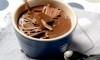 Tofu Chocolate Budino