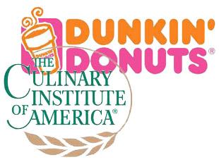 Dunkin Donuts and CIA logo thumb
