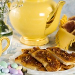 Cinnamon Sugar Toast Points