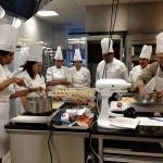 Class at the French Pastry School
