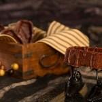 Death by Chocolate Halloween Brownie Coffins