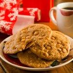 Cold Brew Drop Cookies