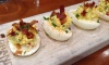 Deviled Eggs: A distinctive appetizer from Chelsea's Kitchen