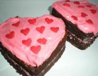 Cupids Favorite Cherry Brownie Clouds Recipe