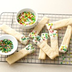 Dipped Sugar Cookies
