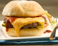 Double S Ranch Burgers