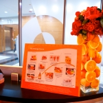 A CultureWaves trend line showed the emergence of orange