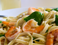 It's A Scampi Kind of Day