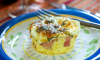Egg, Ham, Cheese and Herb Cup