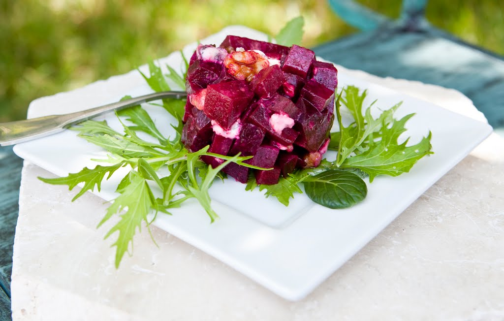 Farmers Market Beet Salad