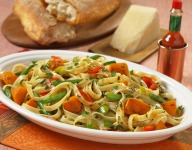 Autumn Harvest Fettuccine