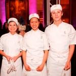 Claire Pierce, Kimberly Mok, Maxime Marin