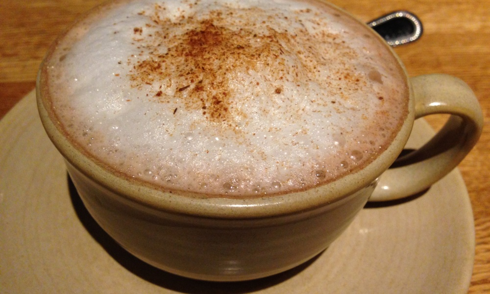Oaxacan Hot Chocolate