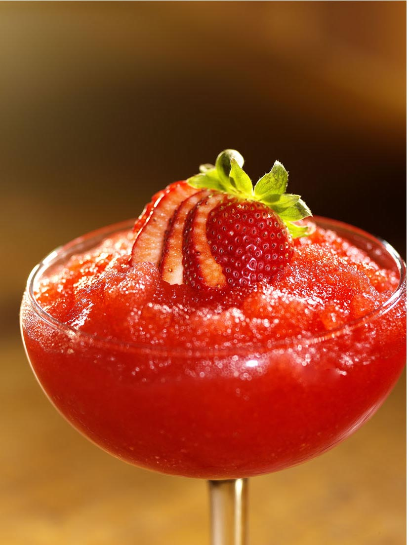 Frozen Strawberry Margarita