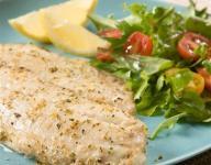 Garlic & Herb Seasoned Tilapia Recipe