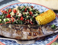 Great Grilled Mackerel Recipe