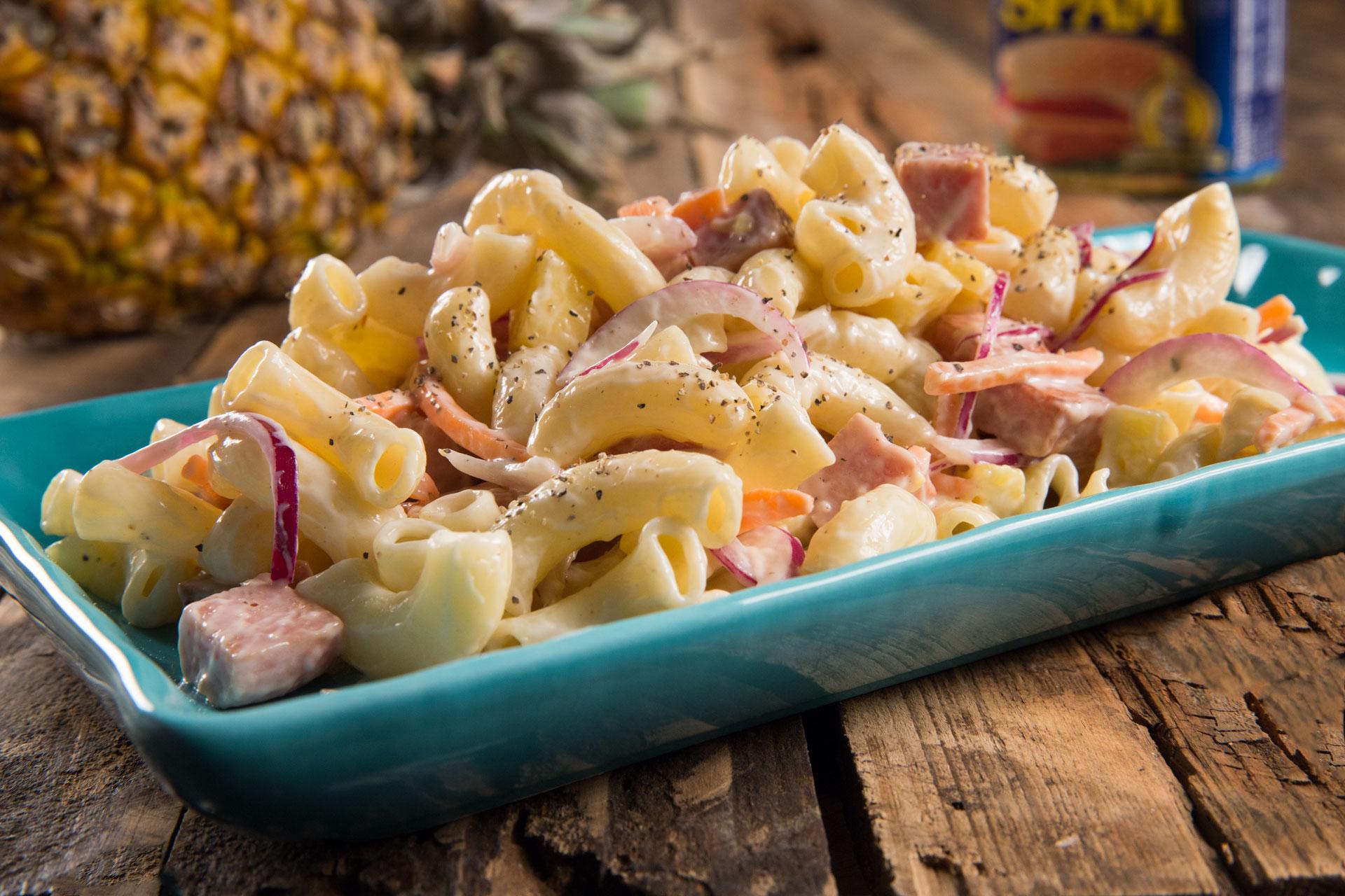 Hawaiian Macaroni Salad Recipe Without Apple Cider Vinegar