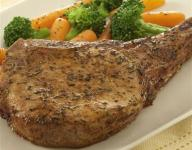 Home-Style Pork Chops