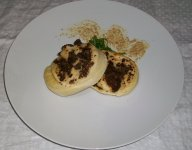 Venison Sausage Rolls