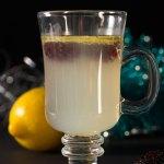 Hot Buttered Lemonade