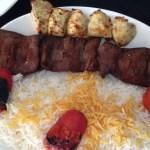 Sirloin Shish Kebab