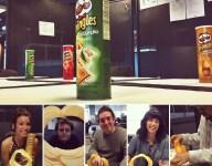 Pringles Ringle Challenge