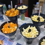 Innovative packaging was a big deal at the show