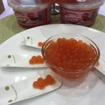 Fruit flavored boba bubbles signal new beverages coming