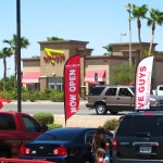 Five Guys opens across from In-n-Out