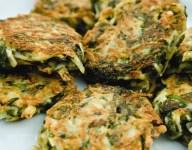 Spinach Latkes