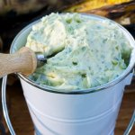 Lime Cilantro Butter
